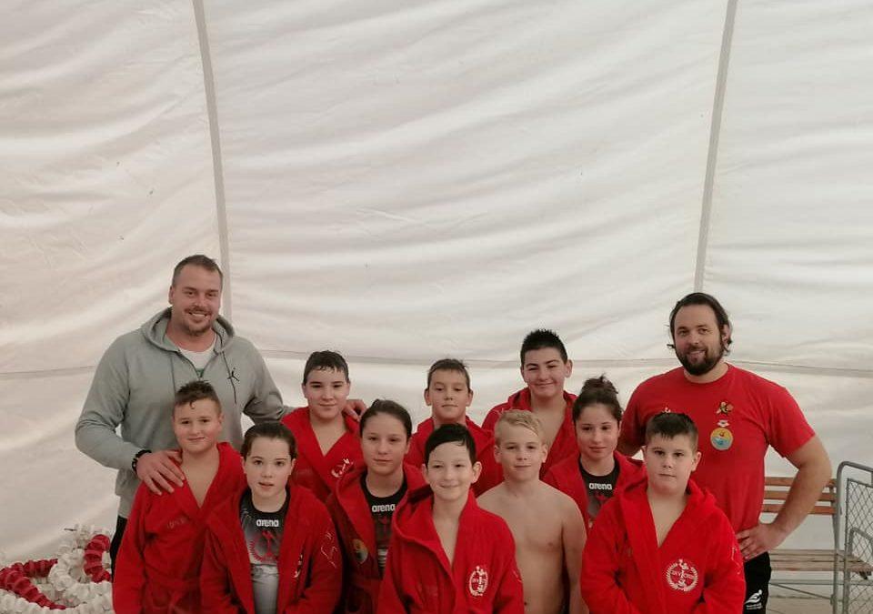 Szegeden kezdték a bajnokságot 2007-es sportolóink