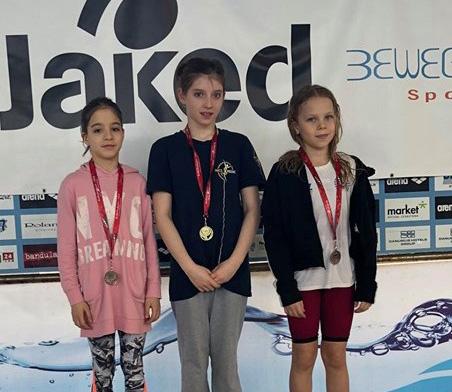 A Szolnoki Úszó Szakosztály szereplése a Tavaszváró Nemzetközi Úszóversenyen