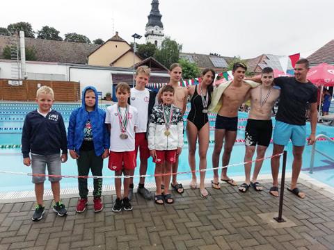 XV. Rózsa Kupa Úszóverseny