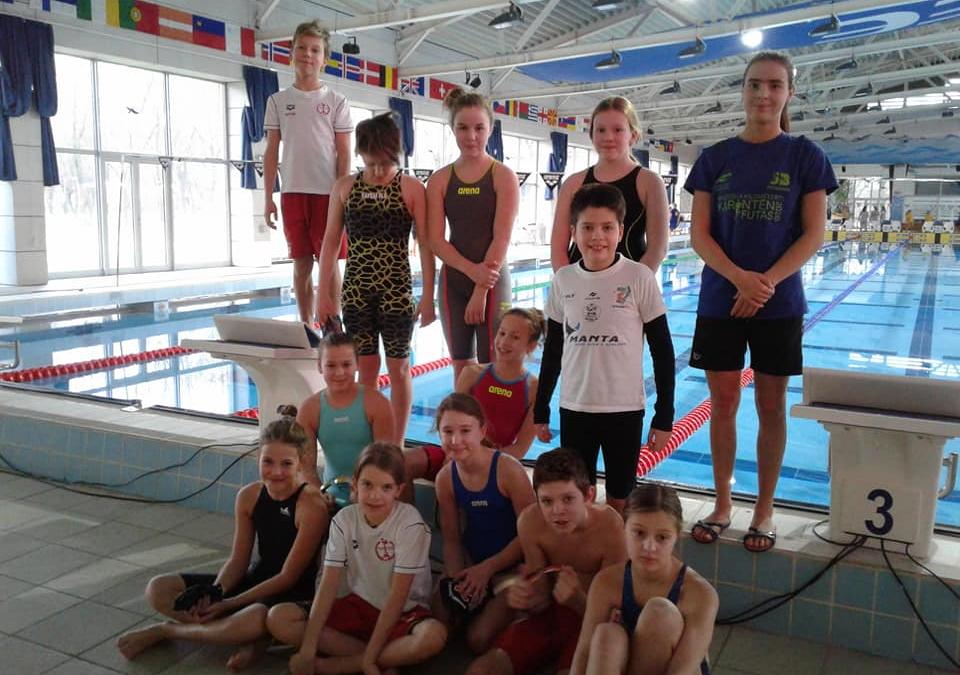 Cikluszáró Nemzetközi Úszóverseny